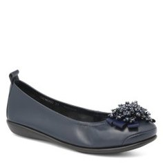 Туфли MASSIMO SANTINI 88550167 темно-синий