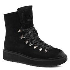 Ботинки KISS MOON 5-788 черный