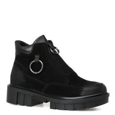 Ботинки KISS MOON 502-1 черный