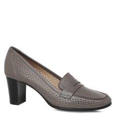 Туфли EASY BY LORIBLU E37370E3 темно-серый