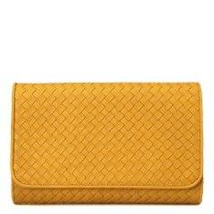 Клатч DOLCI 1263 темно-желтый