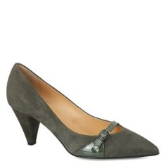 Туфли GIOVANNI FABIANI G4099 темно-зеленый
