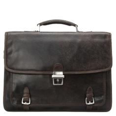 Портфель GERARD HENON 8146 темно-коричневый