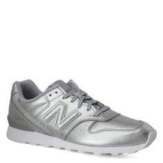 Кроссовки NEW BALANCE WR996 серебряный