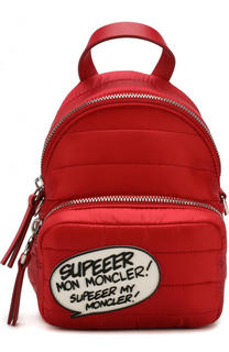 Рюкзак с аппликацией Moncler