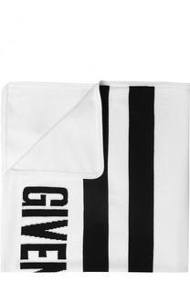 Одеяло из смеси хлопка и кашемира Givenchy