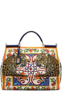 Сумка Sicily Soft medium Dolce & Gabbana