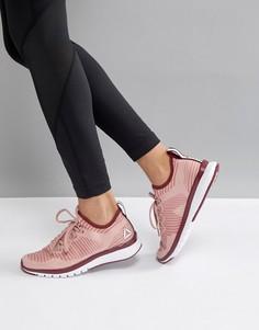 Розовые кроссовки Reebok - Розовый