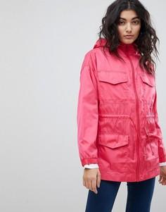 Куртка-дождевик с четырьмя карманами ASOS - Мульти