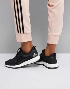 Женские кроссовки adidas PureBOOST X - Черный