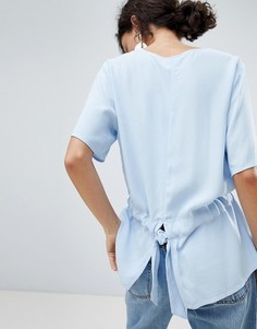 Блузка Selected - Синий