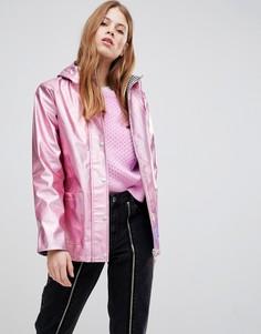 Дождевик металлик Glamorous - Розовый
