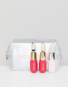 Набор из 3 бальзамов для губ Winky Lux - Мульти