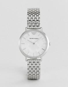 Часы Emporio Armani AR11112 - 32 мм - Серебряный