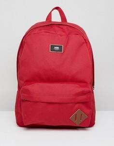 Красный рюкзак Vans Old Skool II V00ONI14A - Красный