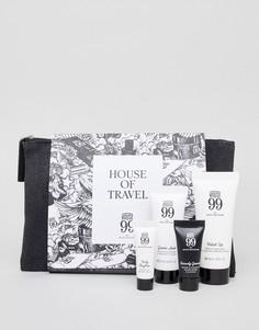 Дорожный набор House 99 House of Travel - Бесцветный
