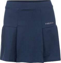 Юбка женская Head Club Basic Skort Long