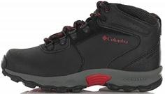 Ботинки для мальчиков Columbia Youth Newton Ridge, размер 37.5