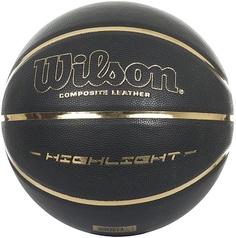 Мяч баскетбольный Wilson HIGHLIGHT