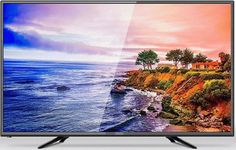 "LED телевизор POLAR P43L21T2C ""R"", 43"", FULL HD (1080p), черный"