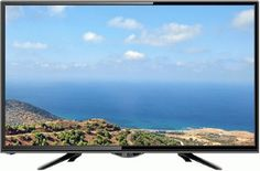 "LED телевизор POLAR P24L21T2C ""R"", 24"", HD READY (720p), черный"