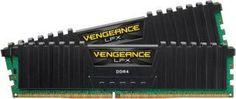 Модуль памяти CORSAIR Vengeance LPX CMK16GX4M2L3000C15 DDR4 - 2x 8Гб 3000, DIMM, Ret