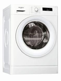Стиральная машина WHIRLPOOL FWF71251W RU, фронтальная загрузка, белый