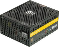 Блок питания THERMALTAKE Toughpower DPS G RGB, 750Вт, 140мм, черный, retail