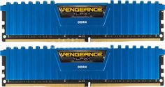 Модуль памяти CORSAIR Vengeance LPX CMK16GX4M2B3000C15B DDR4 - 2x 8Гб 3000, DIMM, Ret