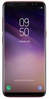 Смартфон SAMSUNG Galaxy S8 SM-G950F, красный