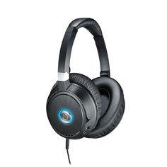 Гарнитура AUDIO-TECHNICA ATH-ANC70, мониторы, черный, проводные