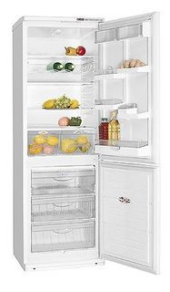 Холодильник АТЛАНТ XM 6021-080, двухкамерный, серебристый