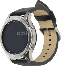 "Смарт-часы SAMSUNG Galaxy Gear S3 classic SM-R770, 1.3"", серебристый / черный [sm-r770nzsaser]"