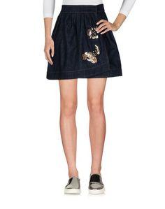 Джинсовая юбка Dior