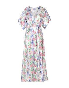 Длинное платье Thierry Colson