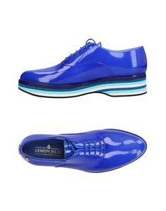 Обувь на шнурках Lemon Jelly