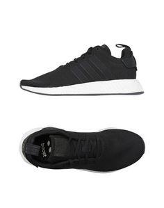Мужские низкие кеды и кроссовки Adidas