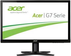 Acer G237HLAbid (черный)