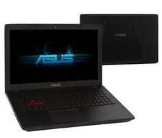 Ноутбук ASUS FX553VE-FY177 90NB0DX4-M06930 (Intel Core i7-7700HQ 2.8 GHz/8192Mb/1000Gb/DVD-RW/nVidia GeForce GTX 1050Ti 4096Mb/Wi-Fi/Bluetooth/Cam/15.6/1920x1080/Endless)