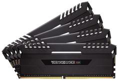 Модуль памяти Corsair Vengeance RGBDDR4 DIMM 3600MHz PC4-28800 CL18 - 32Gb KIT (4x8Gb) CMR32GX4M4C3600C18