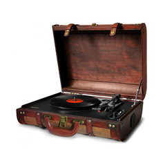 Проигрыватель виниловых дисков Camry CR1149 Wood