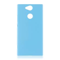 Аксессуар Чехол Sony Xperia XA2 BROSCO Light Blue XA2-SOFTTOUCH-BLUE