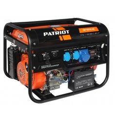 Бензиновый генератор patriot gp 6510ae 474101580