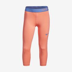 Капри для тренинга для девочек школьного возраста Nike Pro