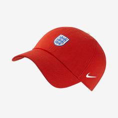 Бейсболка с застежкой England H86 Core Nike