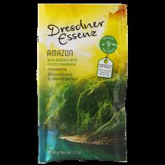 Соль для ванны `DRESDNER ESSENZ` Амазонка 60 гр