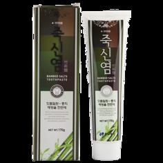 Паста зубная `HANIL` с экстрактом бамбуковой соли 170 г