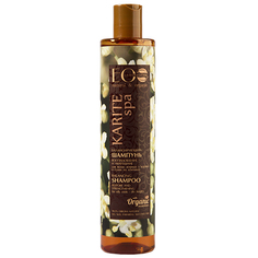 Шампунь для волос `EO LABORATORIE` KARITE SPA Восстановление и укрепление (балансирующий) 350 мл