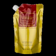 Маска для волос `KHARISMA VOLTAGE` с кератином и коллагеном 500 мл