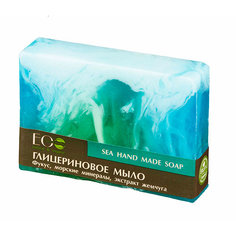 Мыло глицериновое `EO LABORATORIE` Sea Soap 130 г